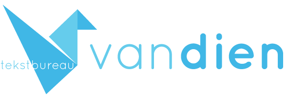 logo tekstbureau van dien